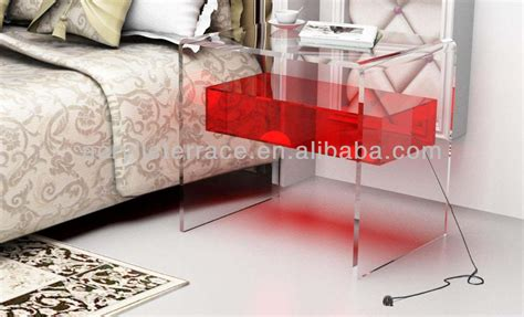 acrylic side tables living room perspex led cube table lucite side tables view end table terrace product details from