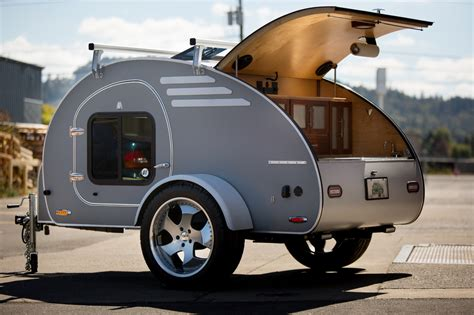 Or Trailer Oregon Trail R Teardrop Trailer Models Learn More About Each Of Our Teardrops