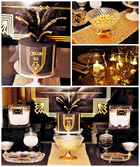 great decorating ideas pics for gt great gatsby party table decorations