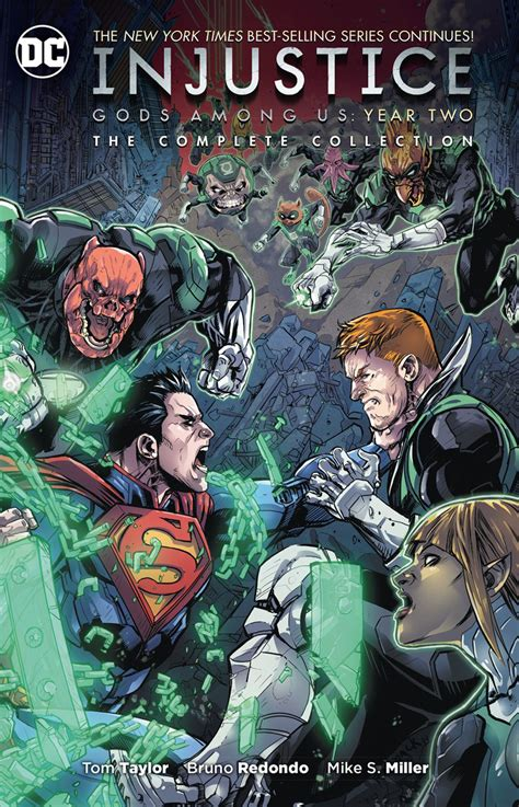 oct160308 injustice gods among us year two complete coll