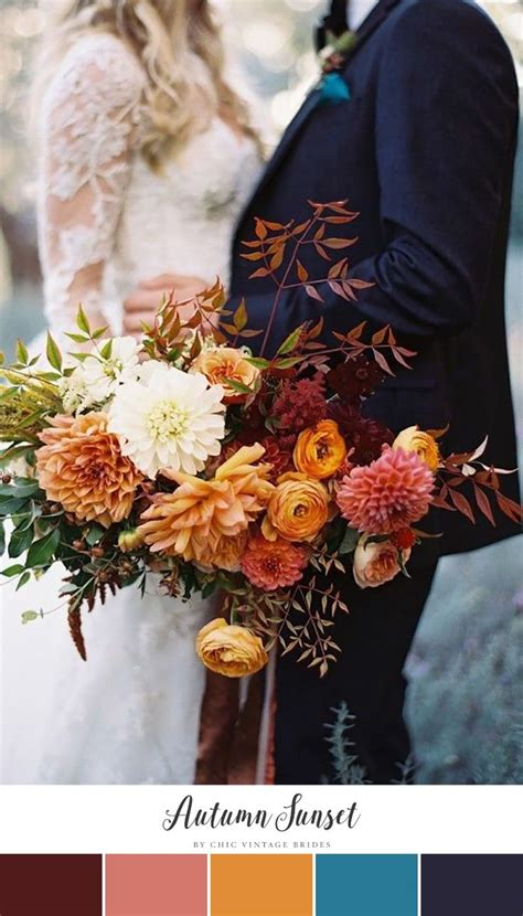 october wedding colors 25 best ideas about autumn wedding dresses on
