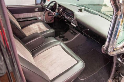 1963 cadillac series 75 limousine custom interior custom