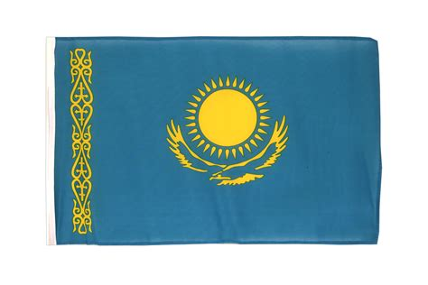 flags of the world kazakhstan kazakhstan 12x18 in flag