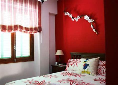 imagenes habitaciones rojas decoraci 243 n dormitorios en rojo