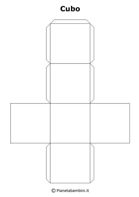 Da Costruire by Costruire Un Cubo Di Carta Creare Con La Carta