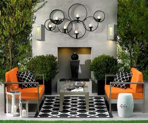 outdoor patio decor ideas decorar terrazas peque 241 as ideas muy originales y atractivas