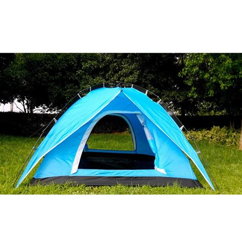 Jual Tenda anti wind bunk cing tent tenda cing blue jakartanotebook