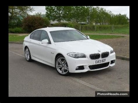 bmw 5 series m sport used 2013 bmw 5 series 520d m sport saloon for sale in