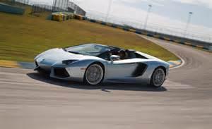 Lamborghini Aventador Roadster Lp700 4 Car And Driver