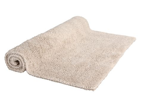 Cotton Reversible Bathroom Rug Home Source International Reversible Cotton Bath Rug Large Oat Shipped Free At Zappos