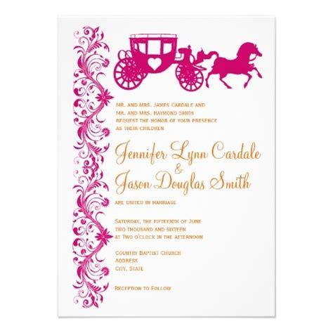 fuschia wedding invitations pink and orange wedding invitations images and fuschia wedding invitations yourweek