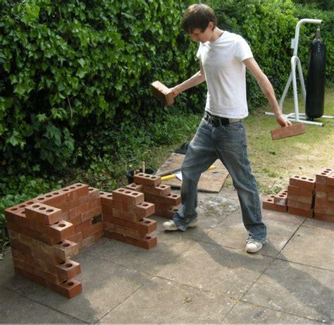 gemauerter grill wollen sie diesen selber bauen