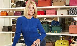 caroline stanbury house caroline stanbury spent 163 100k on handbags and built shrine to worship them in daily