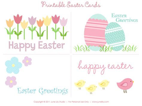 religious easter card templates craftionary