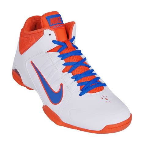 nike pro basketball shoes nike air visi pro iv mens basketball shoes white
