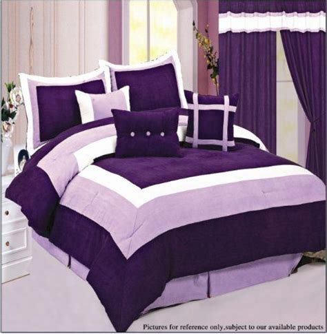 Black Master Purple King Suede Abu 19 best images about bed comforters on duvet