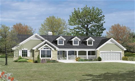 architecture traditional ranch style house plans rambler