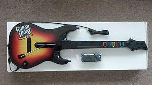 Guitar Now Available For Xbox 360 by New X2 Xbox 360 Guitar World Tour Wired Sunburst