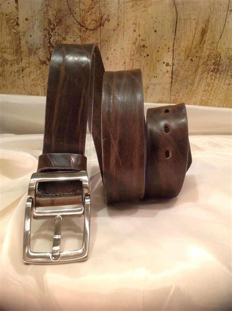 italian aged leather s belt grey belts buckles