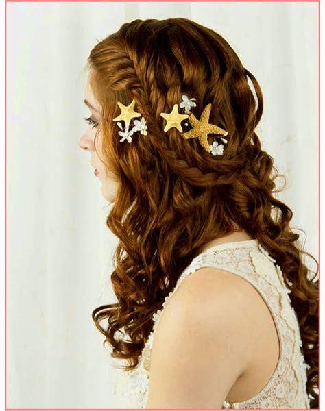 hairstyle ideas with accessories best ideas beach wedding hair accessories best