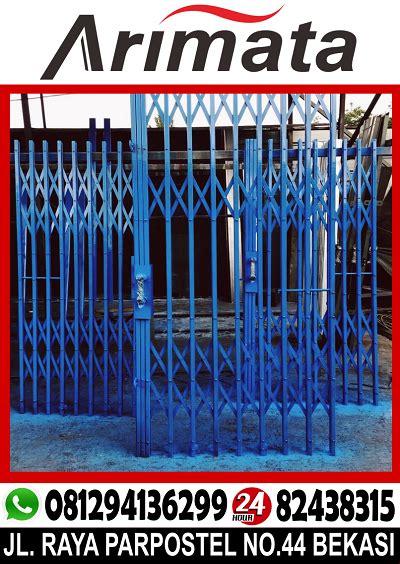 Folding Gate Pintu Pengaman harga folding gate
