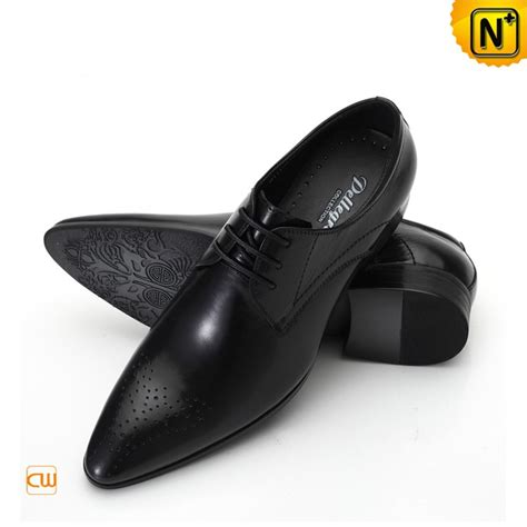 black oxford leather shoes black leather dress shoes for cw762111