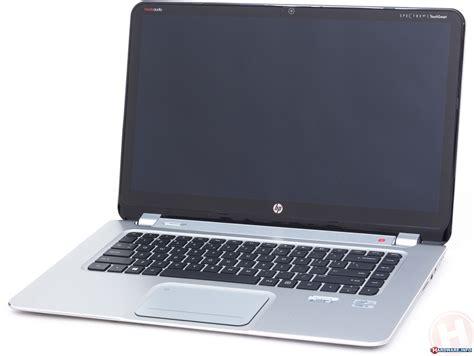 HP Spectre TouchSmart review: touch, Thunderbolt én IPS
