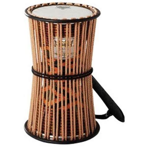 tutorial on talking drum remo talking drum 6 x 11 inch african stripe fabric long