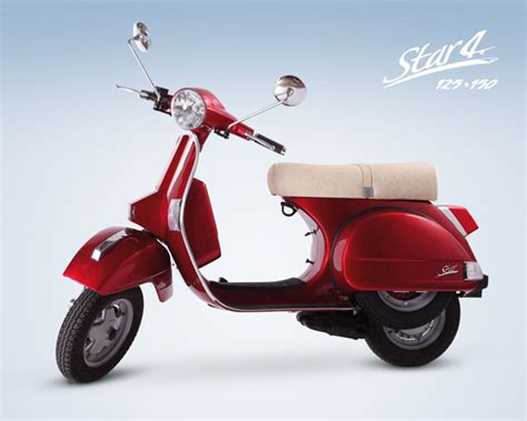 Who the hell would copy a Vespa? | dfuse.in Lml