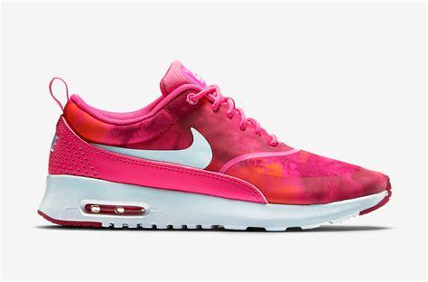 nike air max thea print  damske boty se vzory sneakers