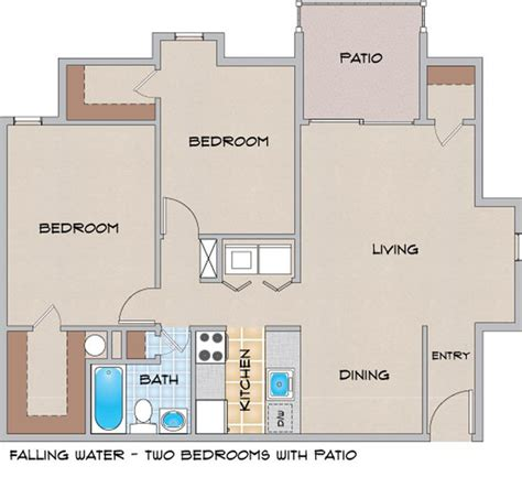 fallingwater floor plan fallingwater first floor plan www pixshark com images