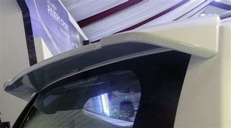 All New Pajero Sport Spoiler Jsl Aksesoris Mitsubishi Pajero Sport obat ganteng mitsubishi all new pajero sport tambah rp 5 juta autos id