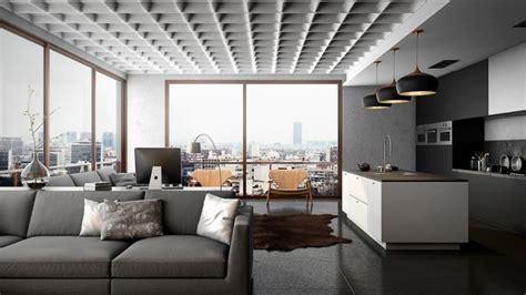 Peinture Moderne Maison by Couleur Peinture Sombre Pour Une D 233 Co D Int 233 Rieur Moderne