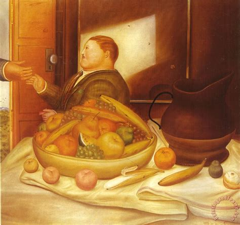 painting with hello in it fernando botero hello painting hello print for sale