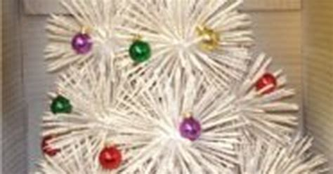 holiday how to make a toothpick christmas tree curbly