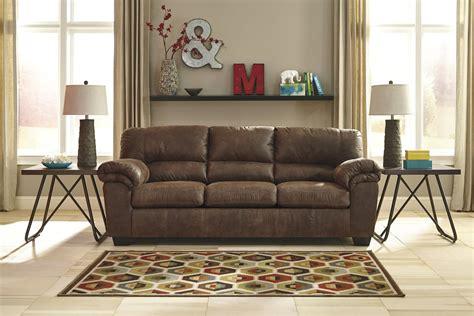 signature design by ashley bladen sofa ashley signature design bladen 1200036 casual faux leather