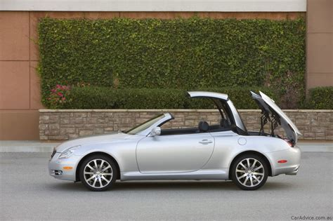 lexus convertible sc430 lexus sc 430 production comes to an end photos 1 of 3
