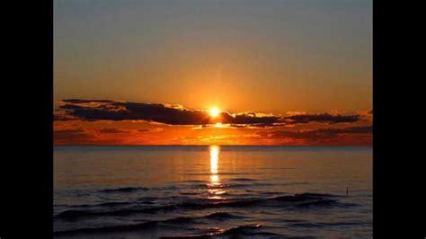 M Sunset paintings of sunsets water www pixshark
