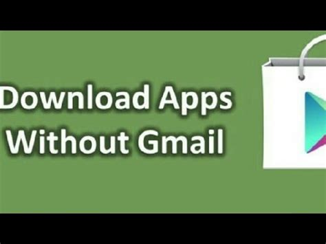 Play Store Without Gmail How To Apps From Play Store Without Gmail Account