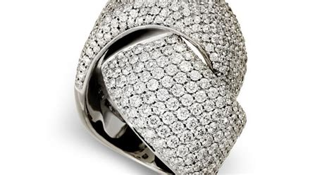 Sej White Gold ring in white gold by vhernier jewels