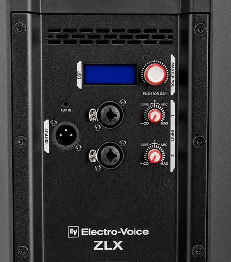 Speaker Aktif Electro Voice Zlx 15p Zlx 15p Zlx15p 1000 Watt electro voice zlx 15p 1000 watt active pa speaker concert sound