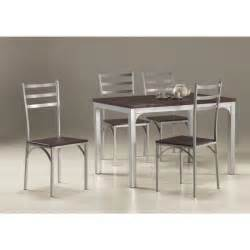 ensemble table de cuisine et 4 chaises loire achat