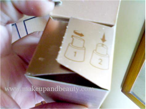 Make Up Giordani Gold oriflame giordani gold makeup base review swatch