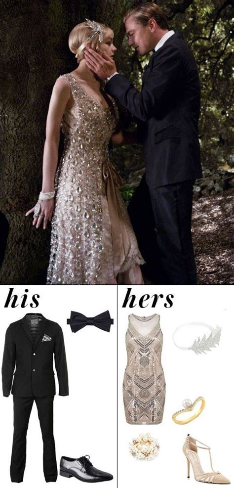 film dress up 10 iconic couples to dress up as this halloween gatsby