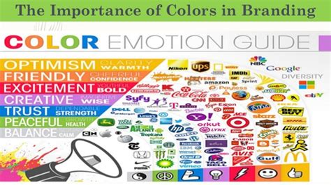 marketing colors the psychology of colors in marketing and branding