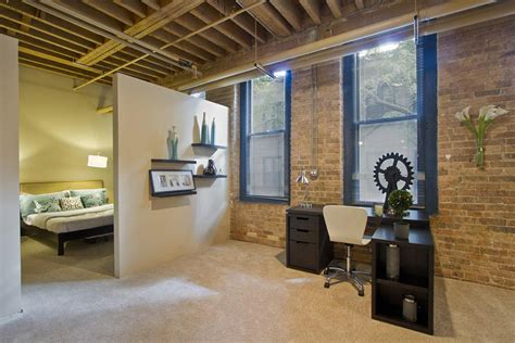 1 Bedroom Apartments Chicago Il by Find An Apartment Steeped In History 9 Industrial Chic