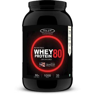 Whey Protein Concentrate 80 Sinew Nutrition Instantised Whey Protein Concentrate 80