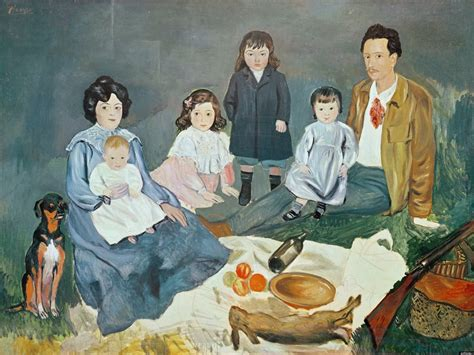 picasso paintings for sale by granddaughter the 10 best artistic family portraits huffpost uk