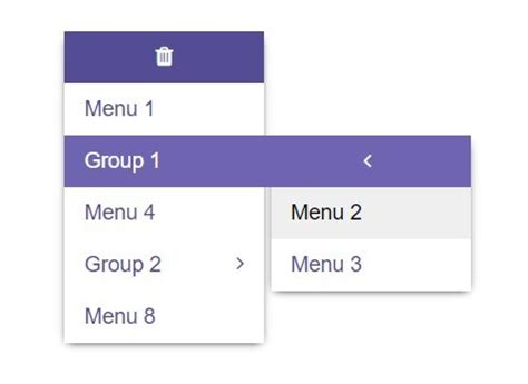 adding css3 multi level drop menu for responsive multi level dropdown menu with jquery and css3