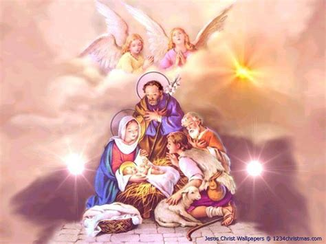 christmas jesus wallpaper download baby jesus wallpapers wallpaper cave